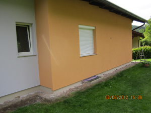 Slikopleskarstvo Berdnik-Fasadne barve