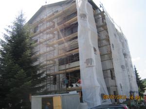 Slikopleskarstvo Berdnik- obnova stanovanjskih blokov