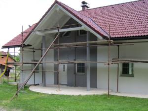 Slikopleskarstvo Berdnik-izolacija doma