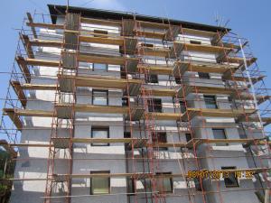 Slikopleskarstvo Berdnik-obnova bloka