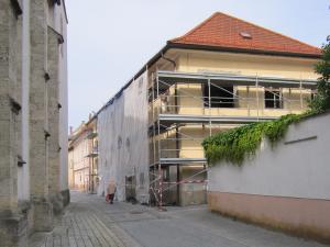 Slikopleskarstvo Berdnik-obnova poslovnih prostorov